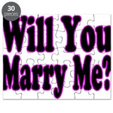 Unique Marry me Puzzle
