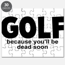 Golf Before Death Puzzle