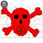 Peace Skull Puzzle