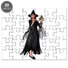Witch Frog Puzzle