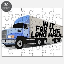 Long Haul Trucker Puzzle