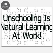 Unschooling Puzzle