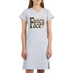 Fancy Face Women's Nightshirt