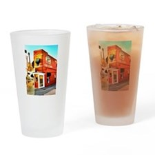 Unique Cash Drinking Glass