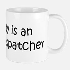 Daddy: Airline Dispatcher Mug