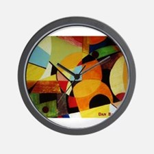 Cute Edible art Wall Clock
