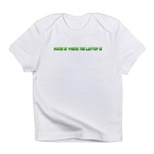 Home Is Green Infant T-Shirt