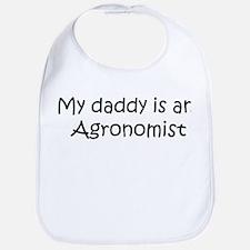 Daddy: Agronomist Bib