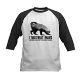 Honey badger Baseball Jersey