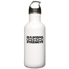 Old School Strength Water Bottle