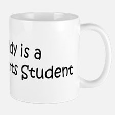 Daddy: Language Arts Student Mug