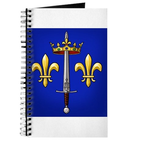 Joan of Arc heraldry Journal