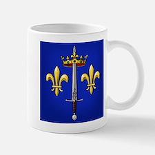 Joan of Arc heraldry Mug