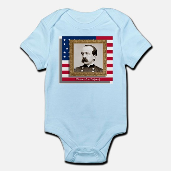 Daniel Butterfield Infant Bodysuit