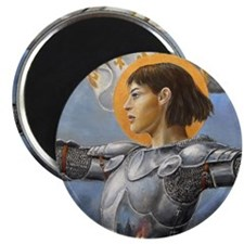 Maid of Orleans Magnet