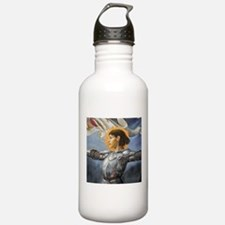 Maid of Orleans Water Bottle