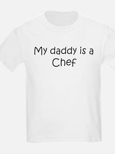 Daddy: Chef Kids T-Shirt