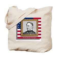 Adm. David G. Farragut Tote Bag
