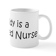 Daddy: Registered Nurse Coffee Mug