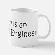 Daddy: Aerospace Engineer Mug