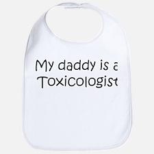Daddy: Toxicologist Bib