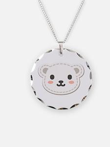 Cute Polar Bear Necklace