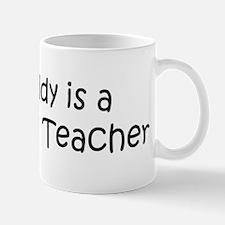 Daddy: Statistics Teacher Mug
