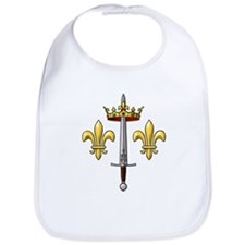 Joan of Arc heraldry 2 Bib