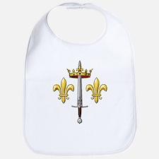 Joan of Arc heraldry 2 Bib