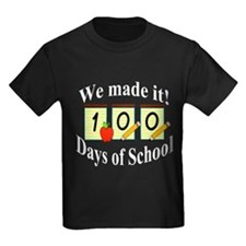 100th Day of School- We Made it! T