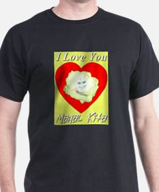 Yellow Rose Heart of the Phil Black T-Shirt