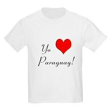 Cute Paraguay T-Shirt