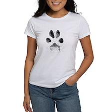 Zoe Pawprint T-Shirt
