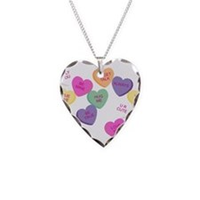 Candy Hearts! Necklace