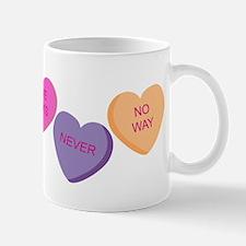 Candy Hearts! Mug