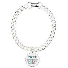 World's Greatest Aunt! Bracelet