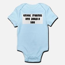 Crack whores Onesie