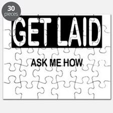 GET LAID, ask me how Puzzle
