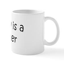 Daddy: Preacher Small Mug
