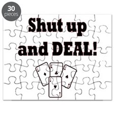 Shut up and Deal! Puzzle