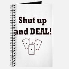 Shut up and Deal! Journal