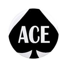 "Ace Kicker 3.5"" Button"