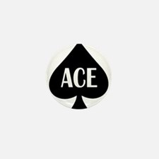 Ace Kicker Mini Button (10 pack)