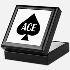 Ace Kicker Keepsake Box