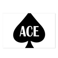 Ace Kicker Postcards (Package of 8)