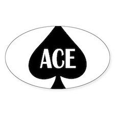 Ace Kicker Decal