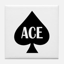 Ace Kicker Tile Coaster