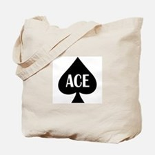 Ace Kicker Tote Bag