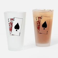 Big Slick Drinking Glass