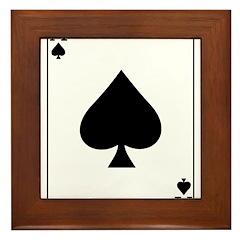 Ace Framed Tile